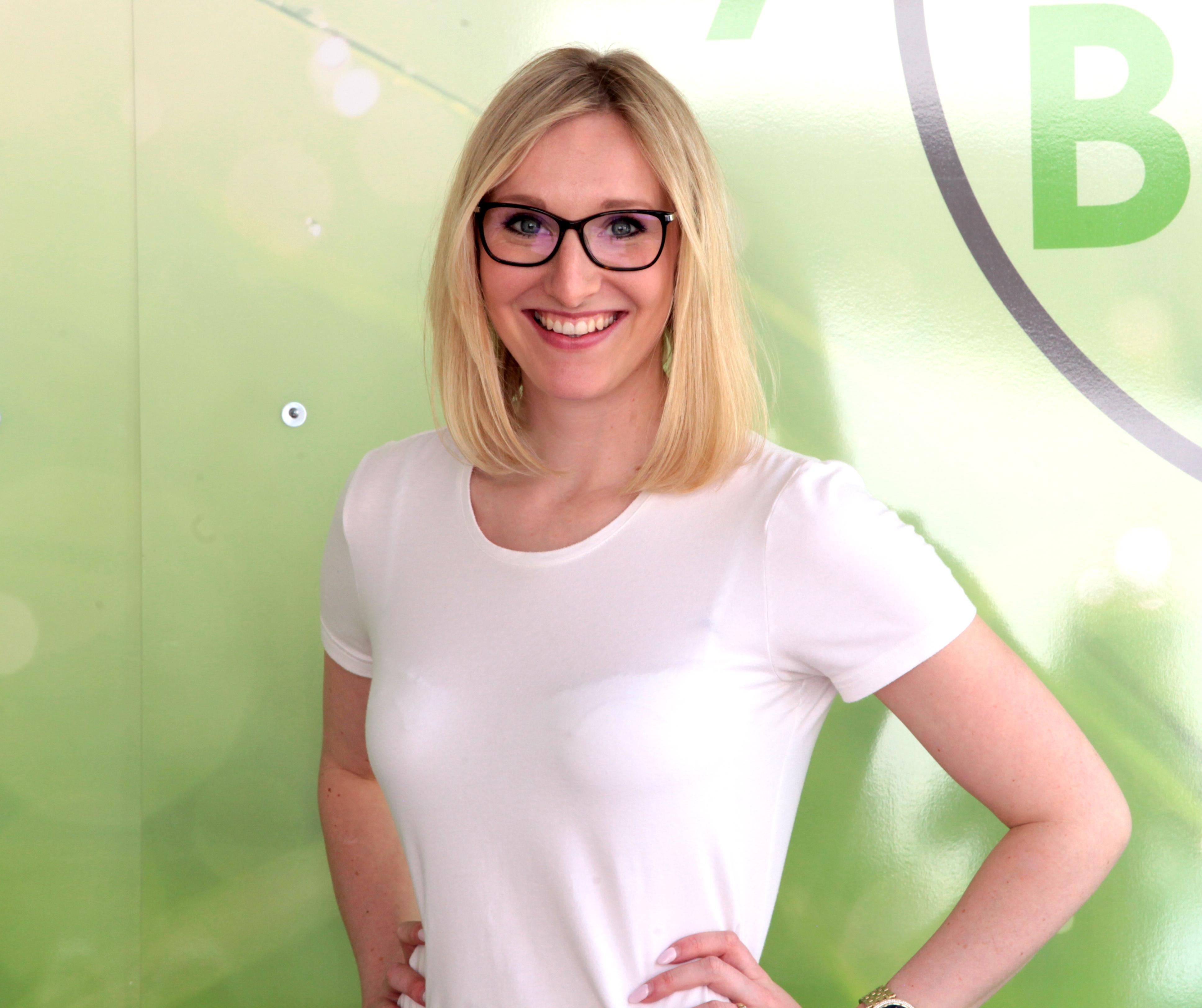 Laura Winhart Leiterin des Bodymed Centers Ansbach